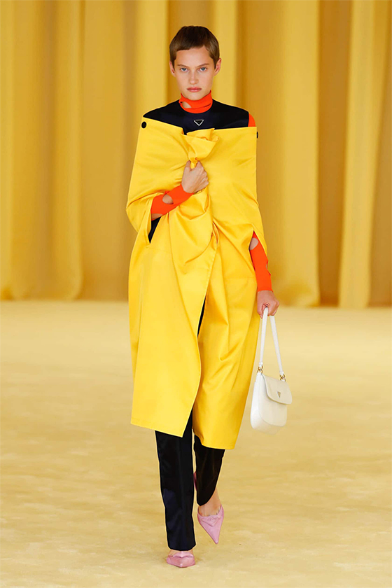 LOOK 07 PRADA SS 2021 WOMEN COLLECTION