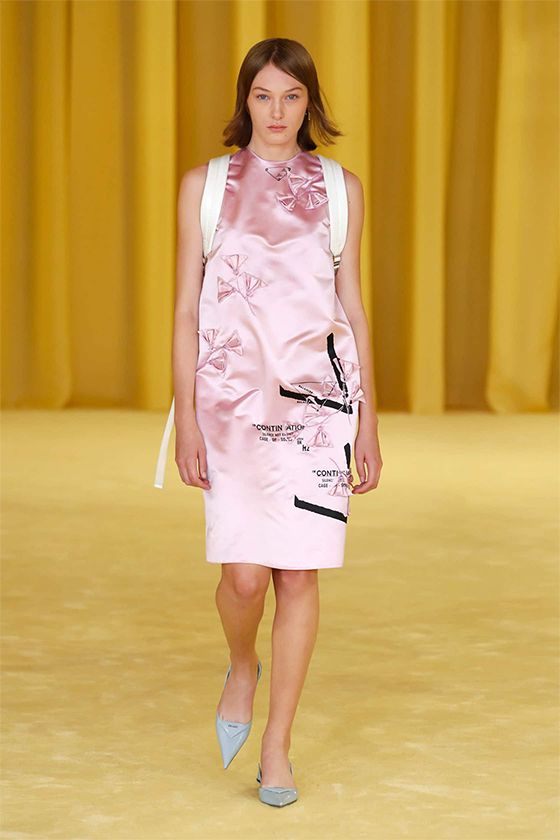LOOK 08 PRADA SS 2021 WOMEN COLLECTION