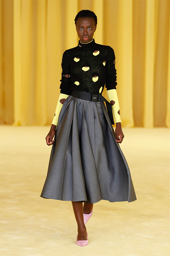 LOOK 09 PRADA SS 2021 WOMEN COLLECTION