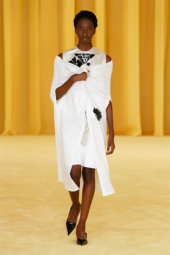LOOK 10 PRADA SS 2021 WOMEN COLLECTION