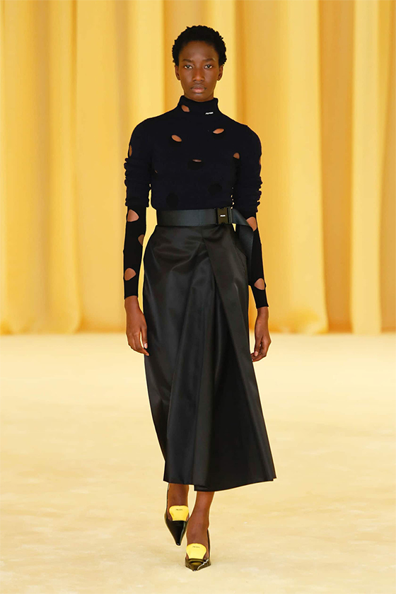LOOK 15 PRADA SS 2021 WOMEN COLLECTION