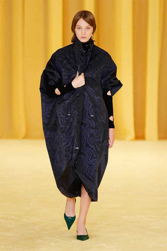 LOOK 18 PRADA SS 2021 WOMEN COLLECTION