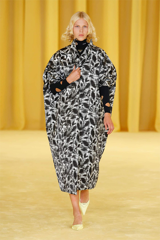 LOOK 29 PRADA SS 2021 WOMEN COLLECTION
