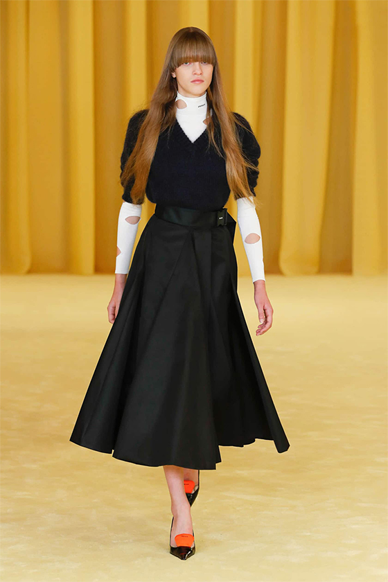LOOK 31 PRADA SS 2021 WOMEN COLLECTION