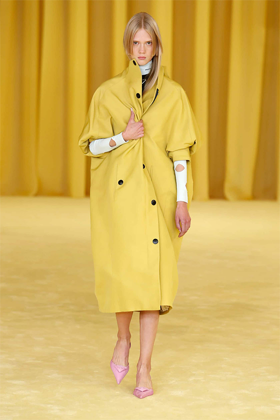 LOOK 32 PRADA SS 2021 WOMEN COLLECTION