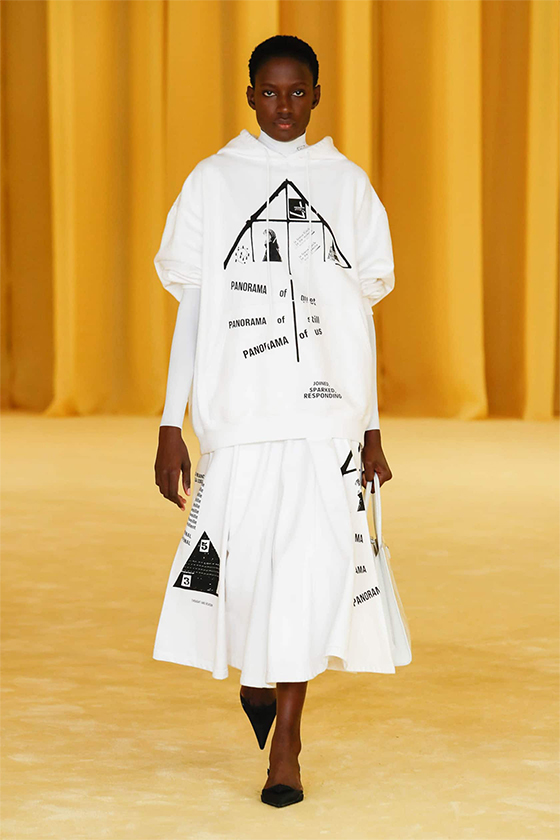 LOOK 34 PRADA SS 2021 WOMEN COLLECTION