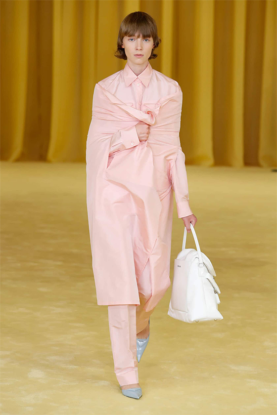 LOOK 35 PRADA SS 2021 WOMEN COLLECTION