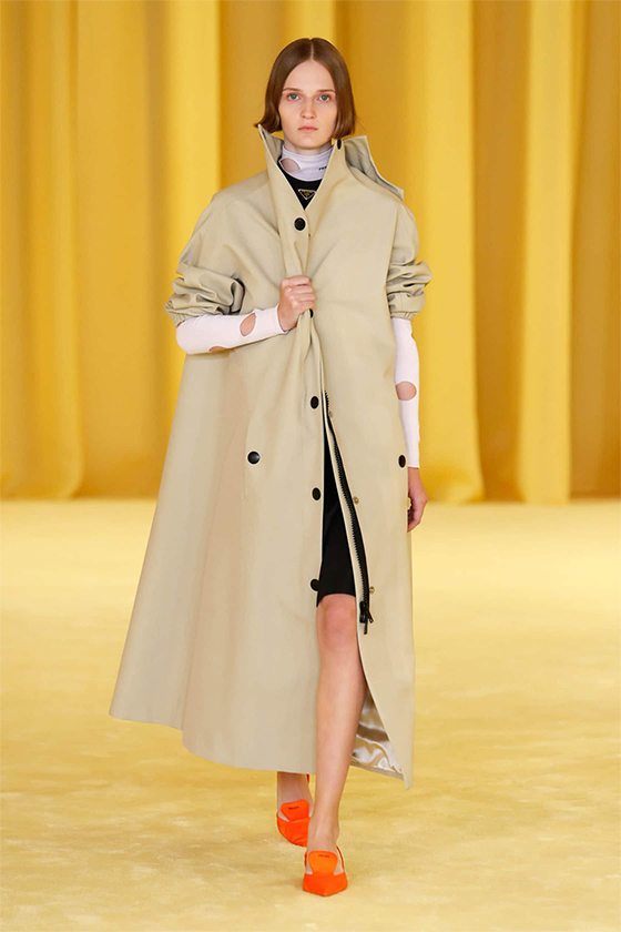 LOOK 36 PRADA SS 2021 WOMEN COLLECTION