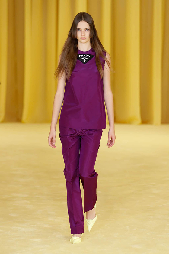 LOOK 37 PRADA SS 2021 WOMEN COLLECTION