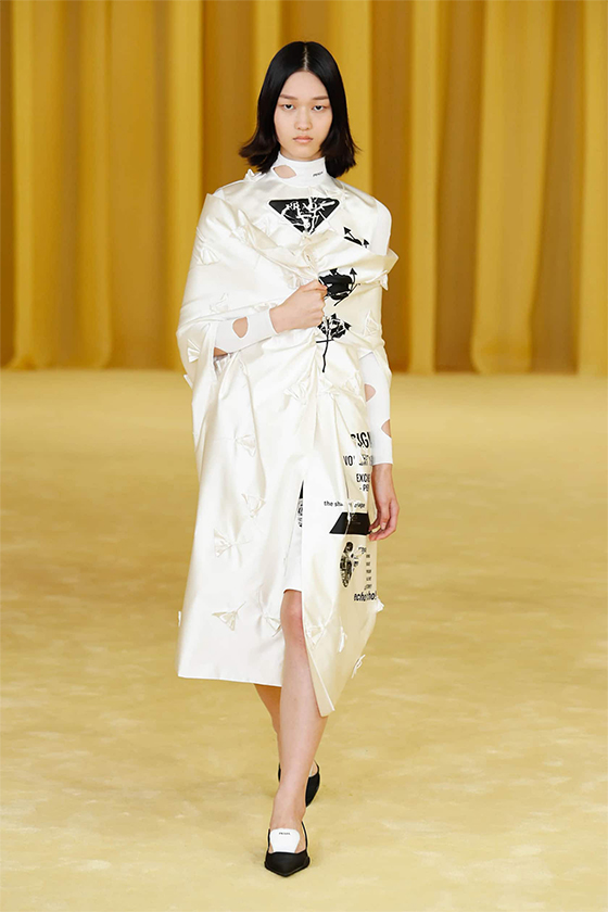 LOOK 38 PRADA SS 2021 WOMEN COLLECTION