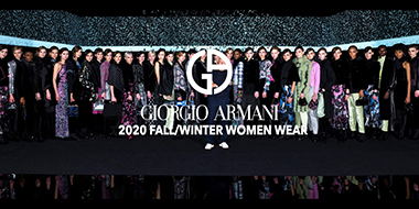 THE SPLENDOUR OF GIORGIO ARMANI
