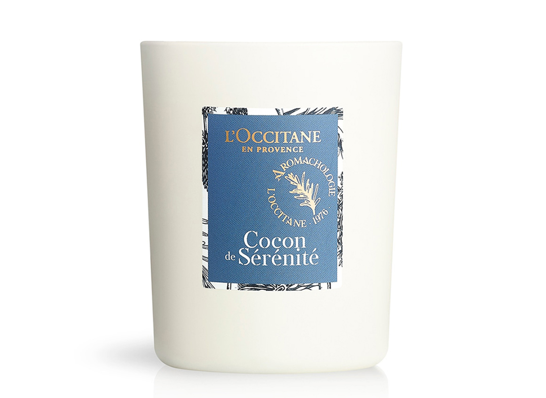 Scented Candles - L'OCCITANE