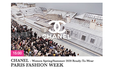 CHANEL VIDEO - A FASHION RELATED VIDEO IMAGE