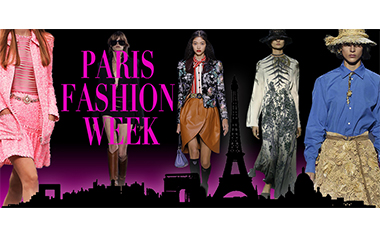 PARIS FASHION WEEK - A FASHION RELATED ARTICLE IN QCEGMAG.COM