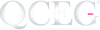 QCEG FASHION MAG INTERNATIONAL LOGO ON QCEGMAG.COM - AN ONLINE MAGAZINE