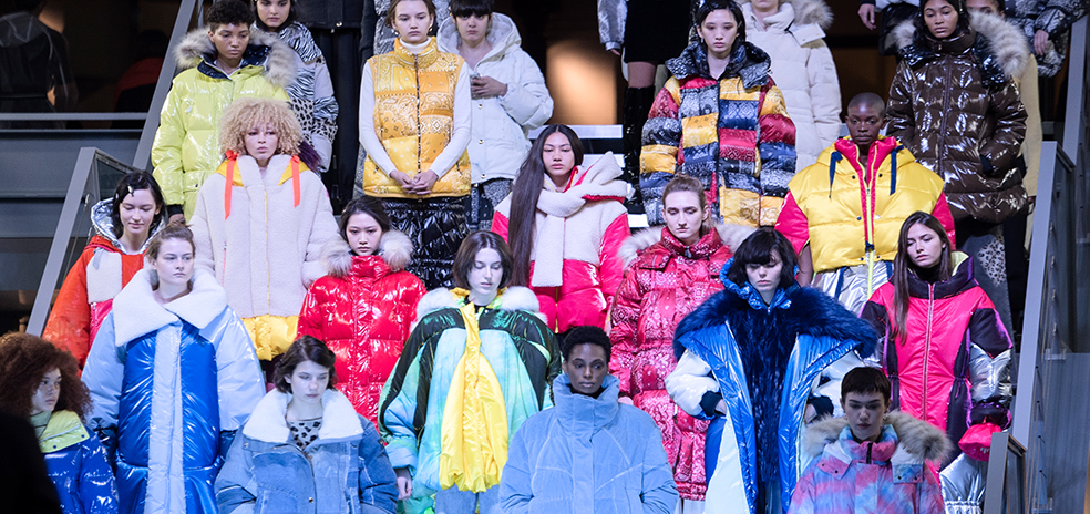 The Tatras Fall-Winter 2020-2021 Ready-To-Wear Collection presented at Paris Fashion Week.