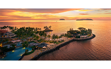 SHANGRI-LA RESORT & SPA - KOTA KINABALU - BLISSFUL SEASIDE RELAXATION AND MOST BEAUTIFUL SUNSETS