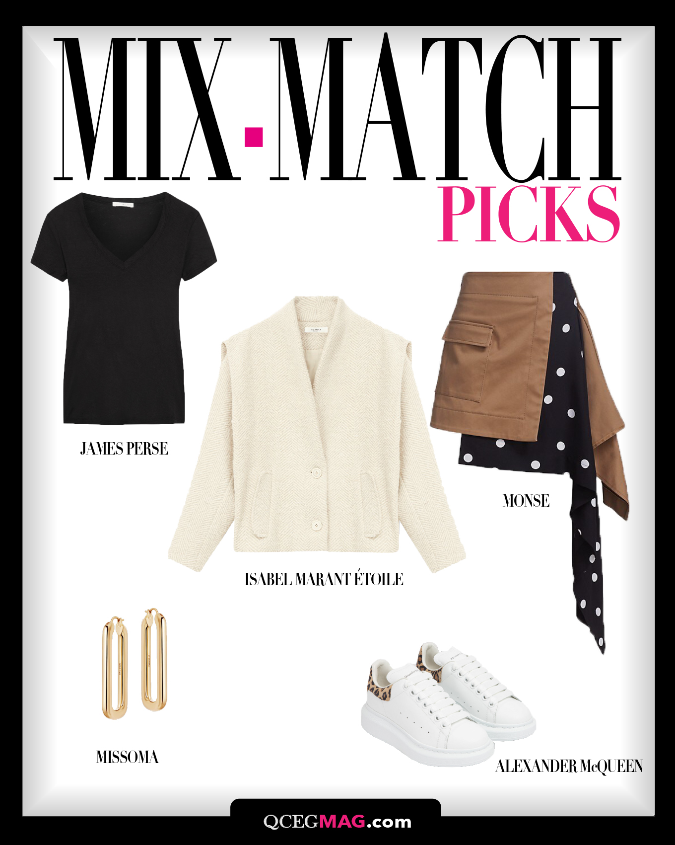 Mix-Match Women 03 Selection For APRIL 2021