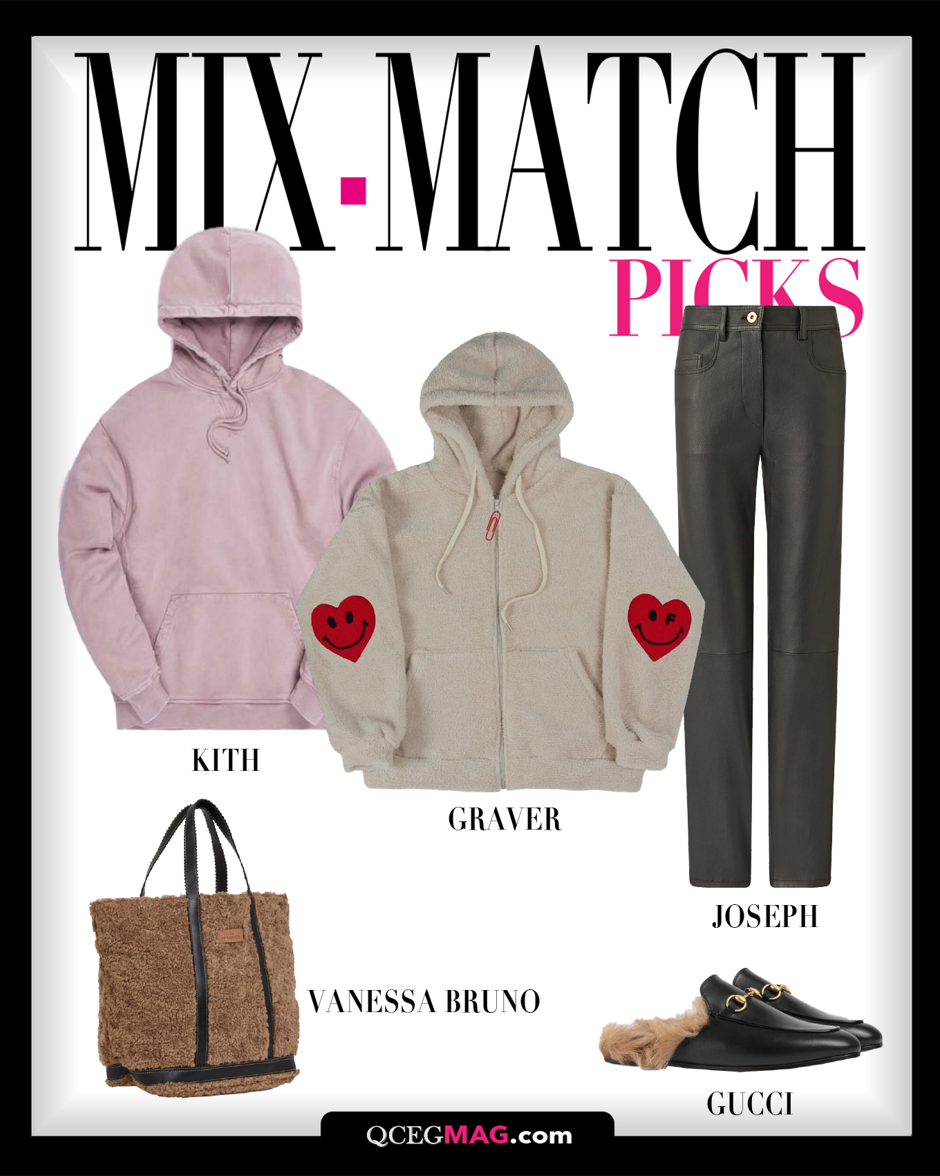 Mix-Match Women 01 Selection For February 2021