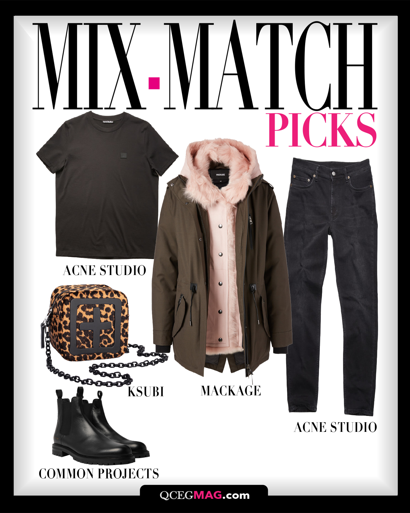 Mix-Match Women 02 Selection For February 2021