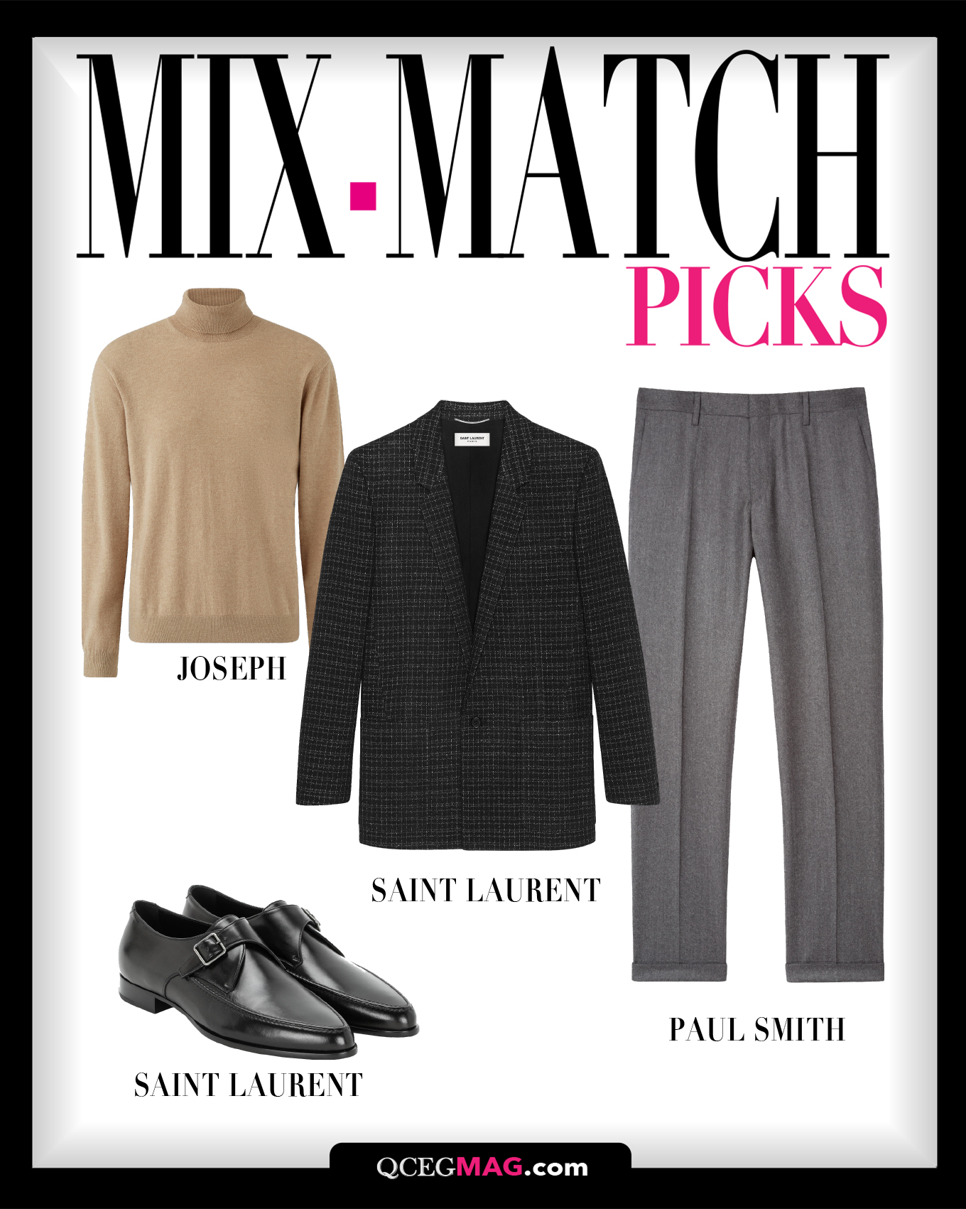 Mix-Match Men 03 Selection For February 2021