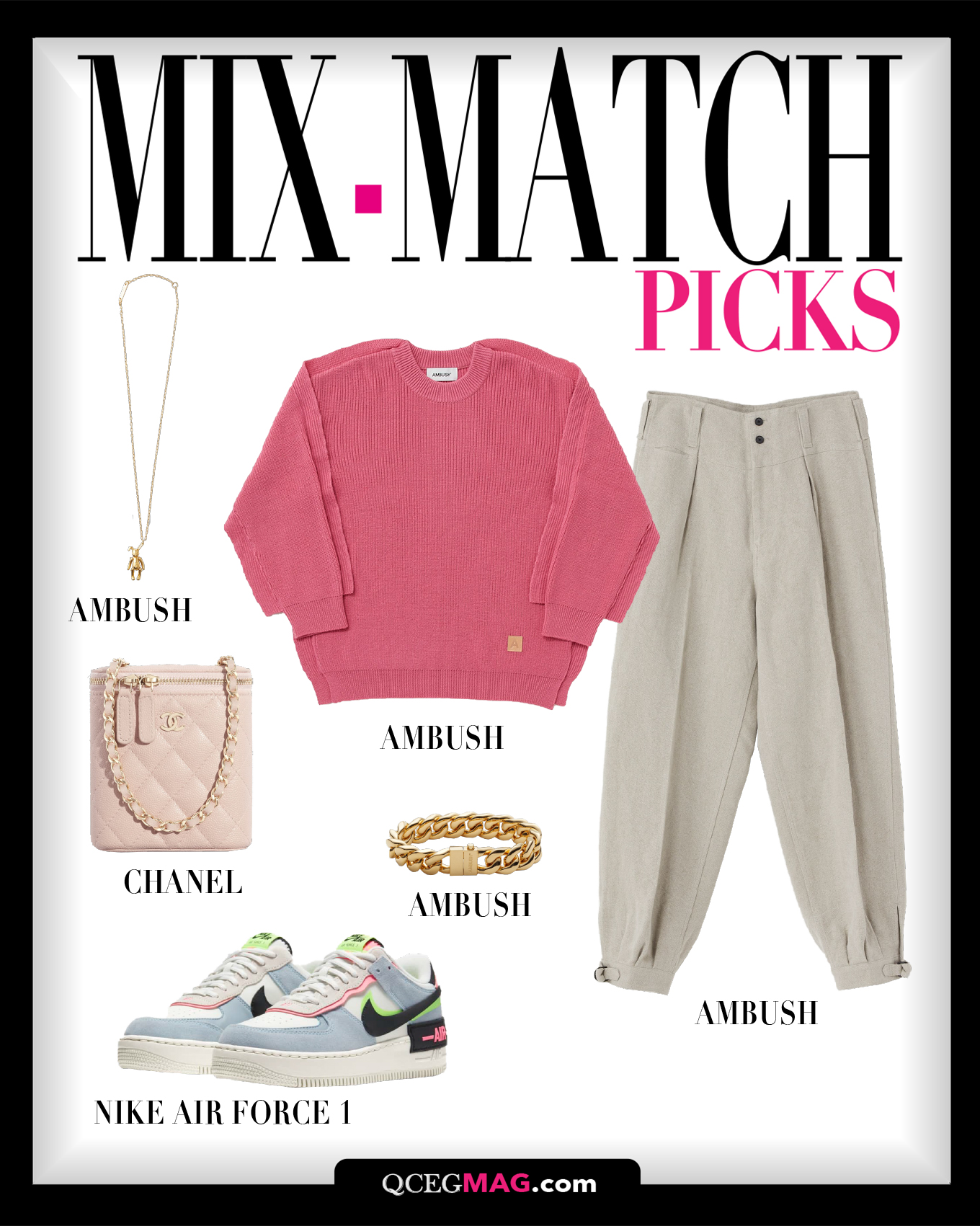 Mix-Match Women 03 Selection For February 2021