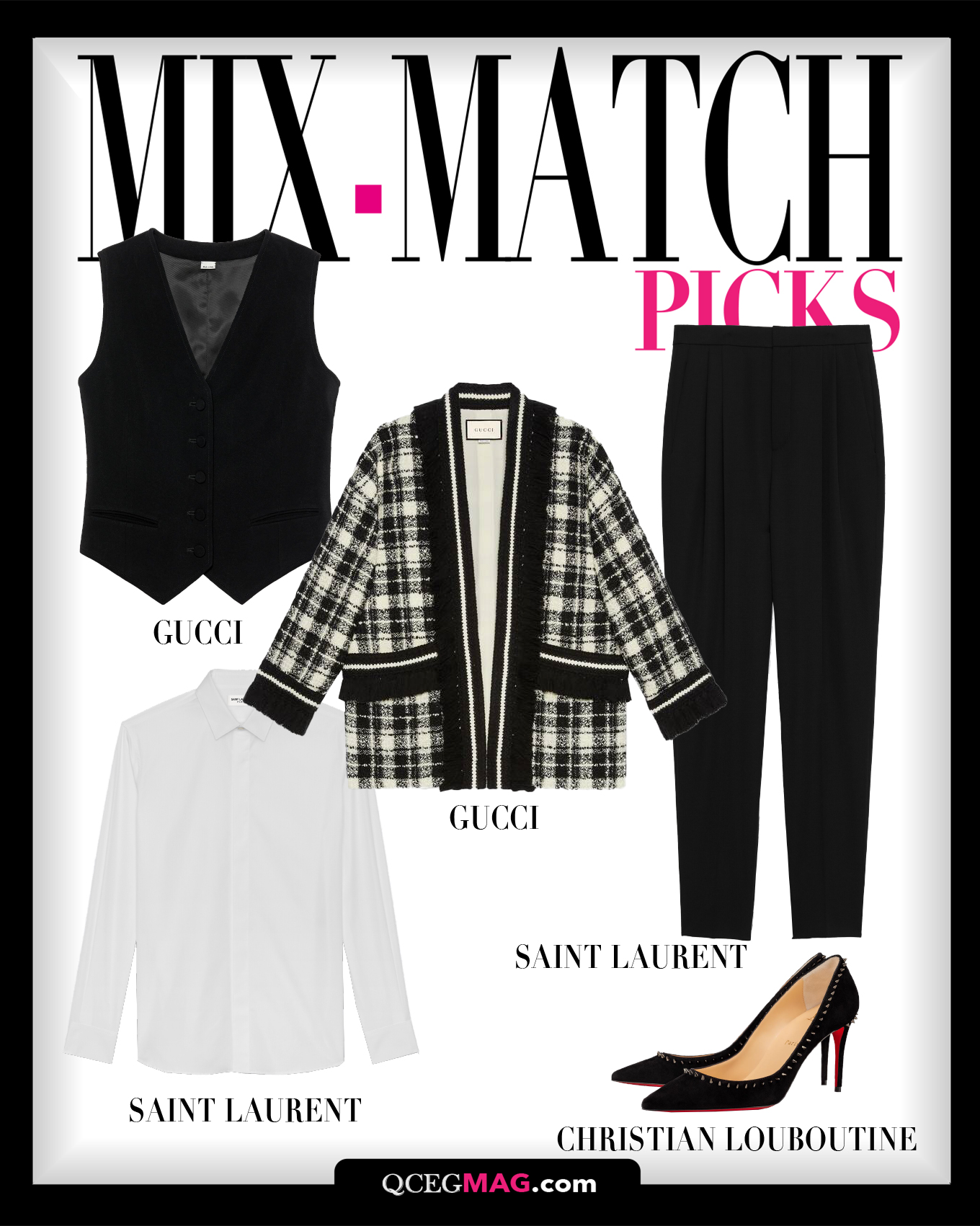Mix-Match Women 05 Selection For February 2021
